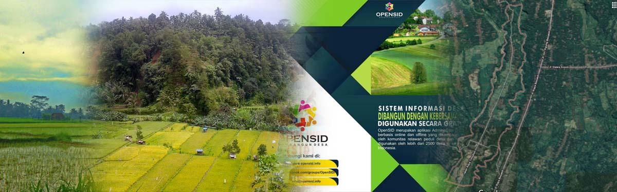 Menuju Desa Cerdas Pemerintah Desa Tembuku Kembangkan Sistem Informasi Desa