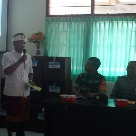 Sosialisasi Keamanan Pangan Desa Tembuku