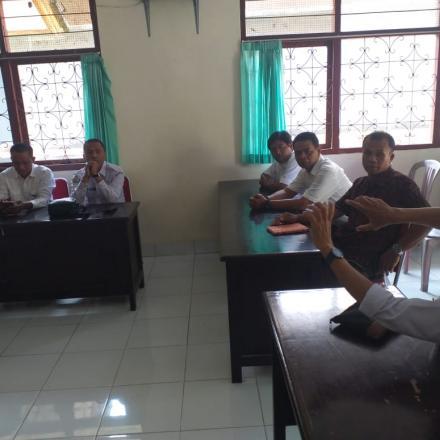 Survey Lokasi Destinasi Tukad Cepung dan GGC Waterfall bersama Kemendes Oleh BLM Denpasar