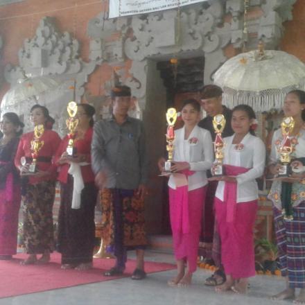 Penutupan Bulan Bahasa Bali Warsa 2020