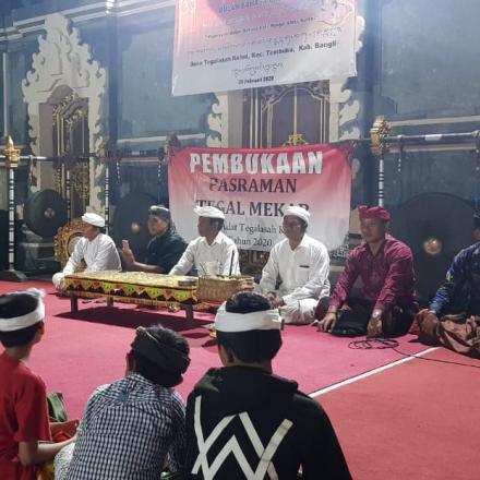 Bulan Bahasa Bali Warsa 2020 Br. Adat Tegalasah Kelod
