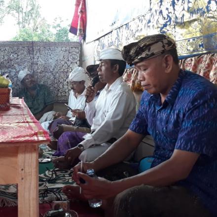 Pasraman Dukuh Winangun lan Wimba kara Bulan Bahasa Bali Warsa 2020 Desa Adat Tegalasah Kaja