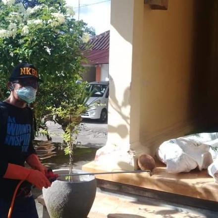 Satgas Gotong Royong Desa Tembuku