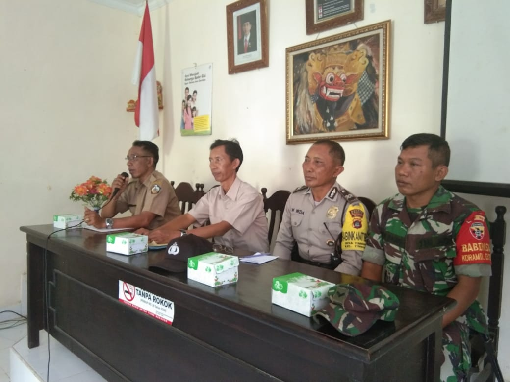 Penerimaan  KKN Mahasiswa Poltekes Kemenkes Denpasar