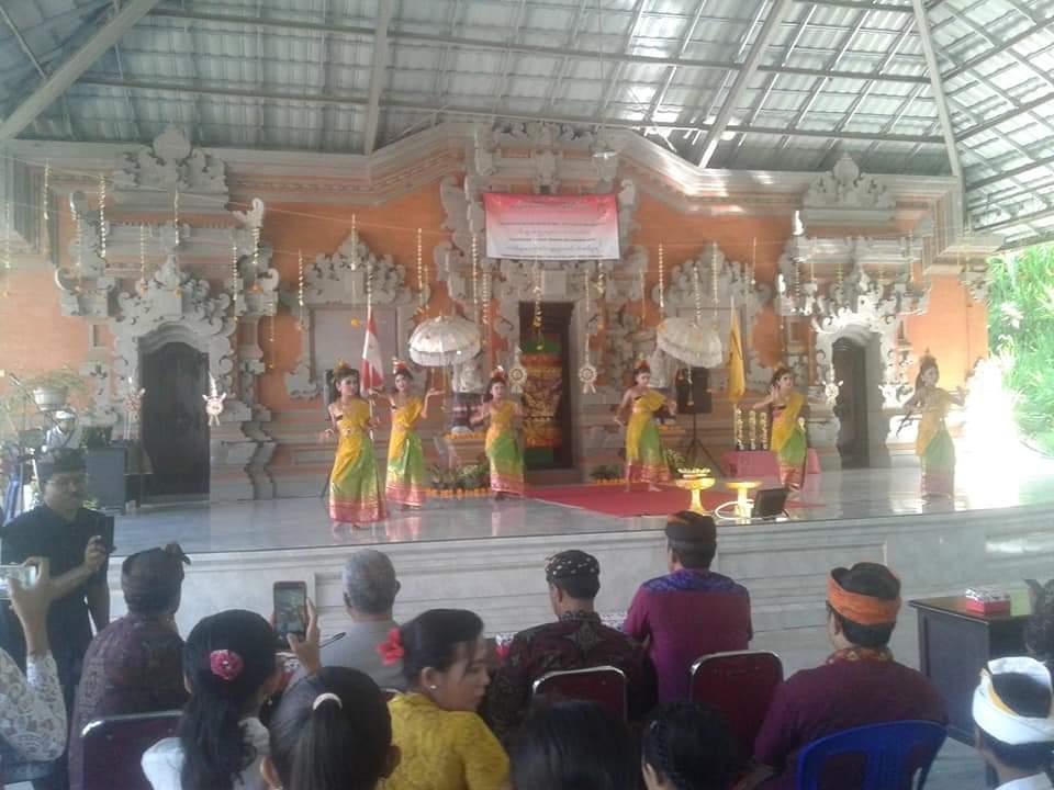 Perayaan Bulan Bahasa Bali Warsa 2020 se-Pedesaan Tembuku