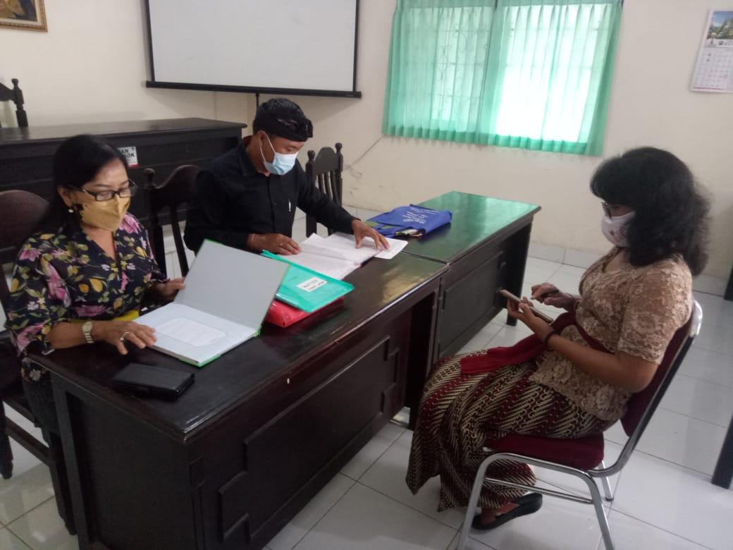 Pembinaan  Pengelolaan Arsip Dinamis Dari Dinas Perpustakaan dan Kearsipan Kabupaten Bangli